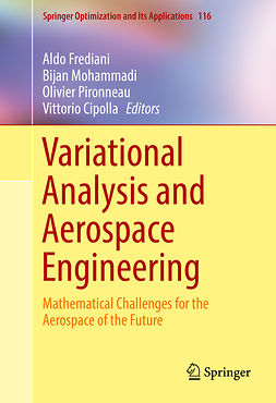 Cipolla, Vittorio - Variational Analysis and Aerospace Engineering, ebook
