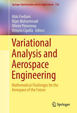 Cipolla, Vittorio - Variational Analysis and Aerospace Engineering, ebook