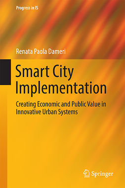 Dameri, Renata Paola - Smart City Implementation, ebook