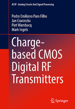 Craninckx, Jan - Charge-based CMOS Digital RF Transmitters, ebook