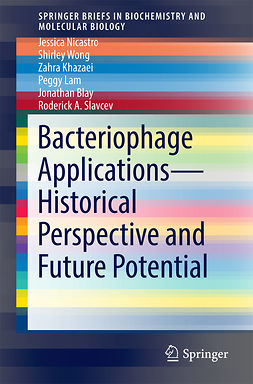 Blay, Jonathan - Bacteriophage Applications - Historical Perspective and Future Potential, ebook