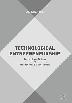 Chaston, Ian - Technological Entrepreneurship, ebook