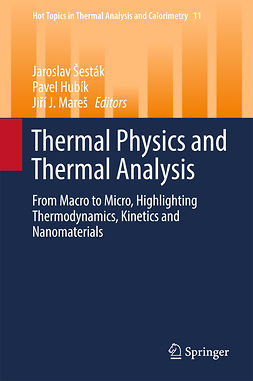 Hubík, Pavel - Thermal Physics and Thermal Analysis, ebook