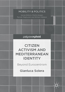 Solera, Gianluca - Citizen Activism and Mediterranean Identity, ebook
