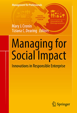 Cronin, Mary J. - Managing for Social Impact, ebook