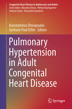 Diller, Gerhard-Paul - Pulmonary Hypertension in Adult Congenital Heart Disease, ebook