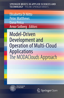 Matthews, Peter - Model-Driven Development and Operation of Multi-Cloud Applications, ebook
