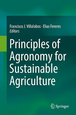 Fereres, Elias - Principles of Agronomy for Sustainable Agriculture, ebook