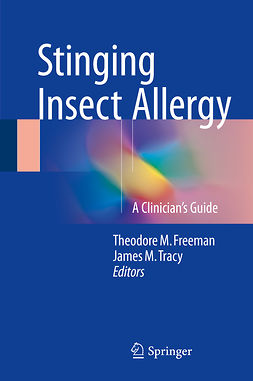 Freeman, Theodore M. - Stinging Insect Allergy, ebook