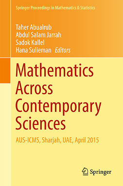 Abualrub, Taher - Mathematics Across Contemporary Sciences, e-bok