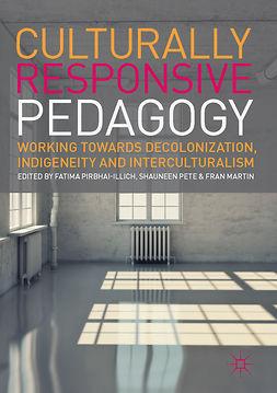 Martin, Fran - Culturally Responsive Pedagogy, ebook