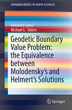 Sansò, Fernando - Geodetic Boundary Value Problem: the Equivalence between Molodensky's and Helmert's Solutions, ebook