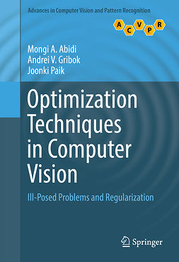 Abidi, Mongi A. - Optimization Techniques in Computer Vision, e-kirja