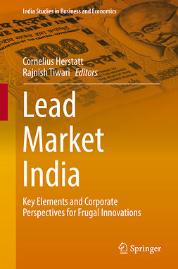Herstatt, Cornelius - Lead Market India, ebook