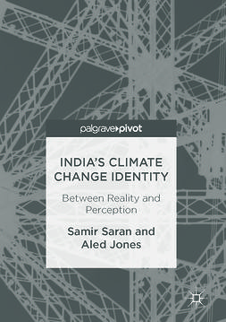 Jones, Aled - India's Climate Change Identity, e-kirja