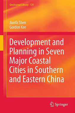 Kee, Gordon - Development and Planning in Seven Major Coastal Cities in Southern and Eastern China, e-kirja