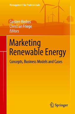 Friege, Christian - Marketing Renewable Energy, ebook