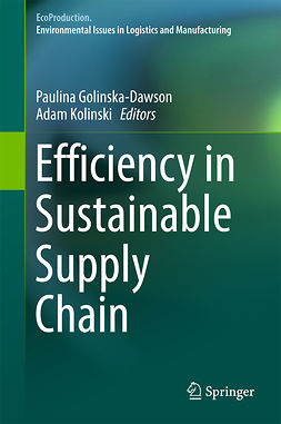 Golinska-Dawson, Paulina - Efficiency in Sustainable Supply Chain, ebook