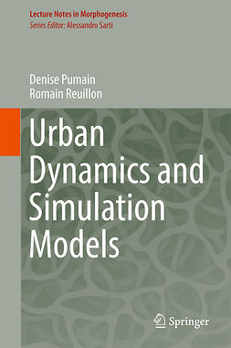 Pumain, Denise - Urban Dynamics and Simulation Models, ebook