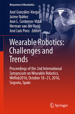 Contreras-Vidal, Jose L. - Wearable Robotics: Challenges and Trends, ebook
