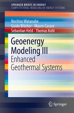 Blöcher, Guido - Geoenergy Modeling III, ebook