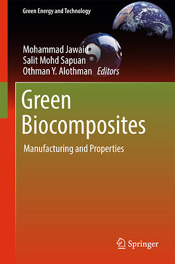 Alothman, Othman Y - Green Biocomposites, ebook