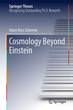 Solomon, Adam Ross - Cosmology Beyond Einstein, ebook