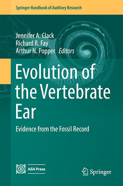 Clack, Jennifer A. - Evolution of the Vertebrate Ear, ebook
