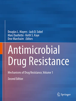 Kaye, Keith S. - Antimicrobial Drug Resistance, ebook