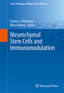 Alsberg, Eben - Mesenchymal Stem Cells and Immunomodulation, ebook