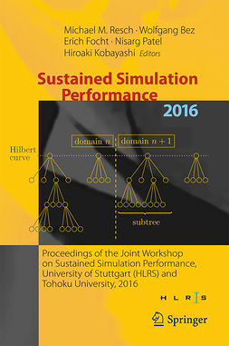 Bez, Wolfgang - Sustained Simulation Performance 2016, ebook