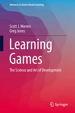 Jones, Greg - Learning Games, e-bok