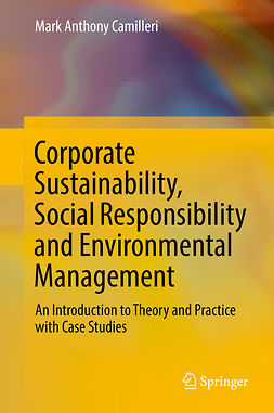 Camilleri, Mark Anthony - Corporate Sustainability, Social Responsibility and Environmental Management, e-kirja