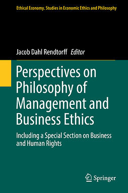 Rendtorff, Jacob Dahl - Perspectives on Philosophy of Management and Business Ethics, ebook