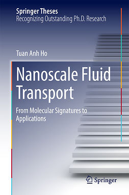 Ho, Tuan Anh - Nanoscale Fluid Transport, ebook