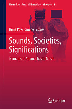 Povilionienė, Rima - Sounds, Societies, Significations, ebook