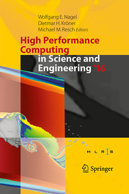 Kröner, Dietmar H. - High Performance Computing in Science and Engineering ´16, ebook