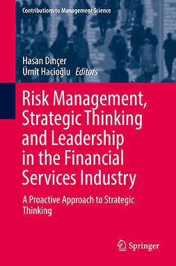 Dinçer, Hasan - Risk Management, Strategic Thinking and Leadership in the Financial Services Industry, e-bok