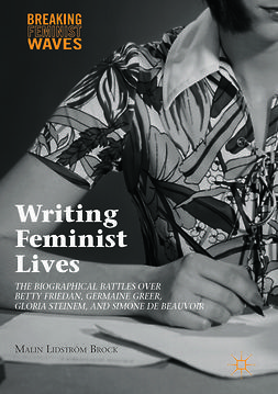 Brock, Malin Lidström - Writing Feminist Lives, e-bok