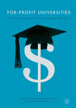 Cottom, Tressie McMillan - For-Profit Universities, ebook
