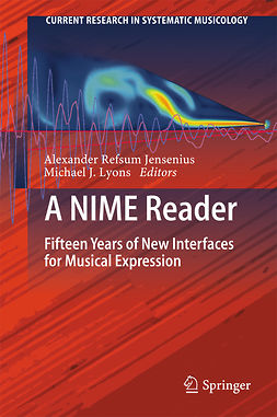Jensenius, Alexander Refsum - A NIME Reader, ebook