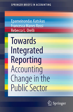 Katsikas, Epameinondas - Towards Integrated Reporting, e-kirja