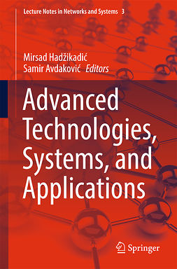 Avdaković, Samir - Advanced Technologies, Systems, and Applications, e-kirja