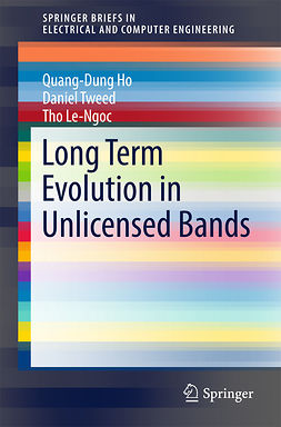 Ho, Quang-Dung - Long Term Evolution in Unlicensed Bands, ebook
