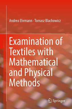 Blachowicz, Tomasz - Examination of Textiles with Mathematical and Physical Methods, ebook