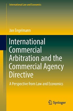 Engelmann, Jan - International Commercial Arbitration and the Commercial Agency Directive, ebook