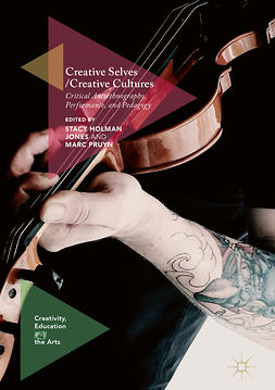 Jones, Stacy Holman - Creative Selves / Creative Cultures, e-kirja