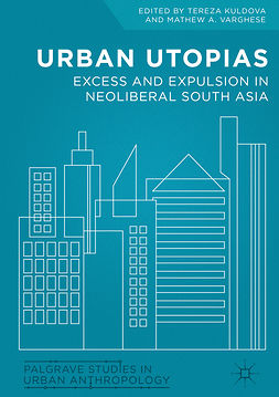 Kuldova, Tereza - Urban Utopias, ebook