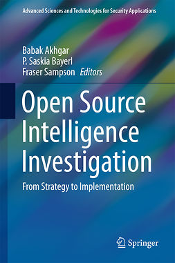 Akhgar, Babak - Open Source Intelligence Investigation, ebook