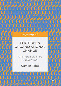 Talat, Usman - Emotion in Organizational Change, e-bok